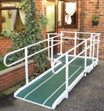 Semi-Permanent Ramps UK