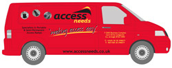Access Needs Van